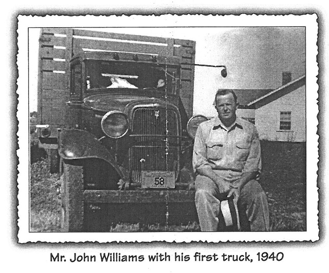 Mr. John & Truck